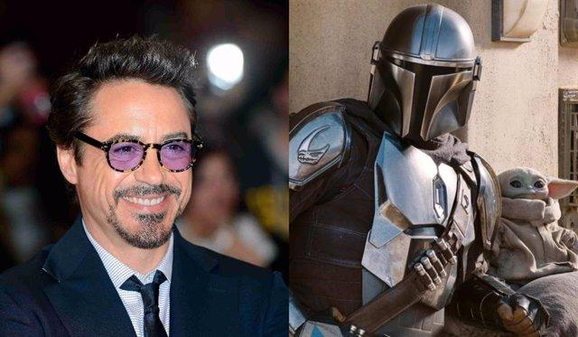 ¿Fichará The Mandalorian A Robert Downey Jr?