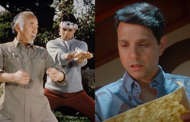 Cobra Kai 3 revela el secreto que el Sr. Miyagi le ocultó a Daniel en Karate Kid