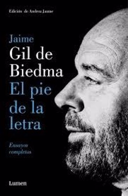Assajos 'El peu de la lletra' de Jaime Gil de Biedma