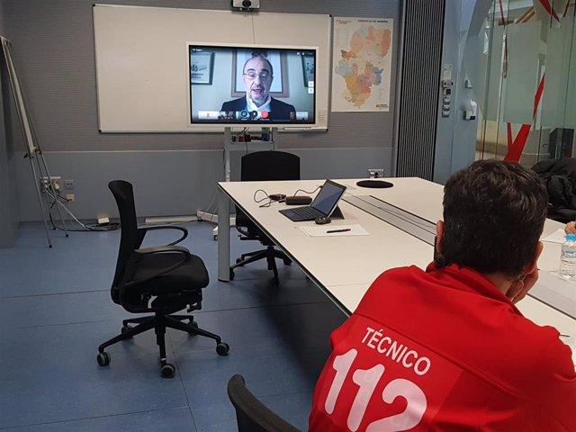 Aragón suspende las clases en los centros educativos no universitarios durante lunes y martes.
