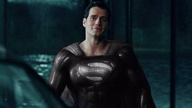 Zack Snyder explica el Superman negro de su Liga de La Justicia