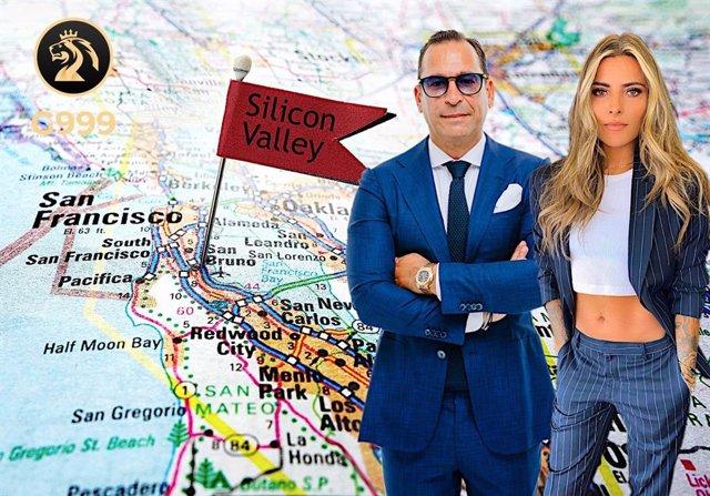 Sophia Thomalla y Josip Heit planean una secuela del anuncio del G999 en Silicon Valley