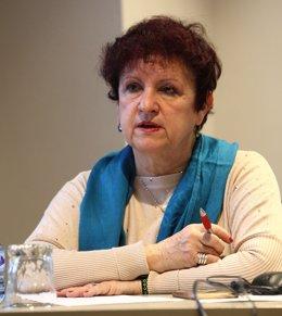 Pilar Giraldo, presidenta del Grupo Español de Enfermedades de Depósito Lisosomal