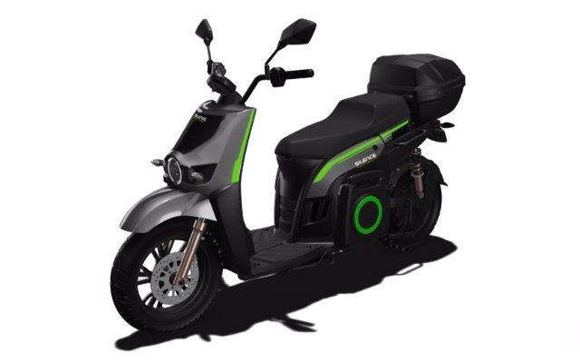 La nueva scooter de silence S02 LS cuenta con una versión para particulares y otra para flotas de reparto.
