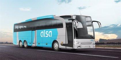 Alsa comienza a recuperar algunos de los servicios suspendidos en Madrid por el temporal