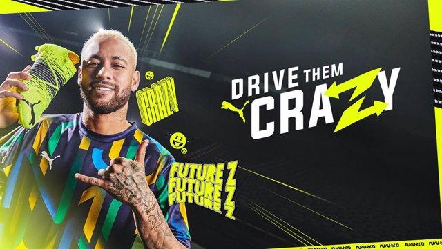 """Puma diseña unas botas para Neymar para """"bloquear"""" a sus rivales en el campo"""