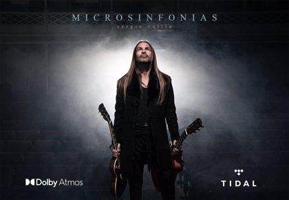 Sergio Vallín, guitarrista de Maná, publica nuevo álbum sinfónico mezclado con tecnología Dolby Atmos