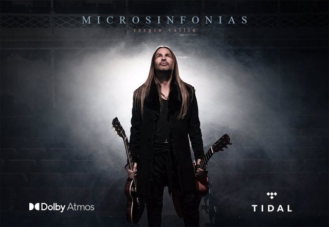 Portada del nuevo álbum de Sergio Vallín, guitarrista de Maná
