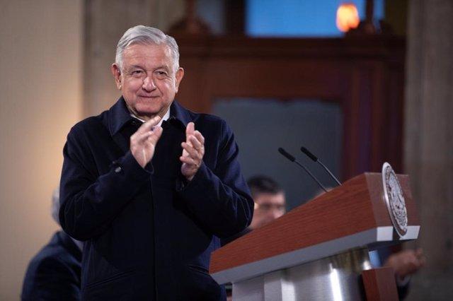 El president de Mèxic, Andrés Manuel López Obrador