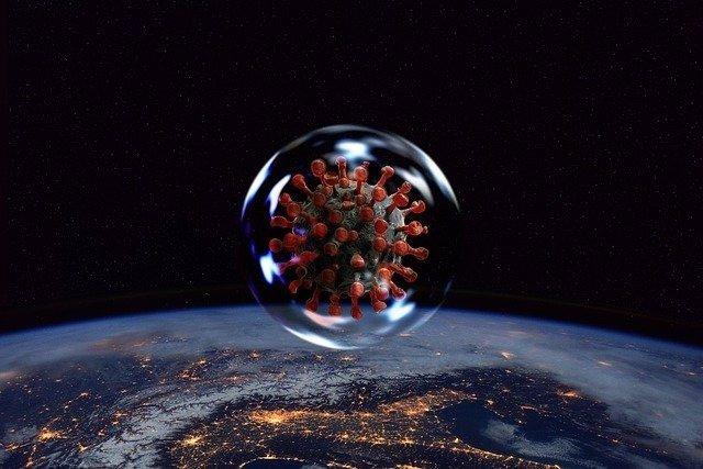 Coronavirus, covid, virus. Aerosol.