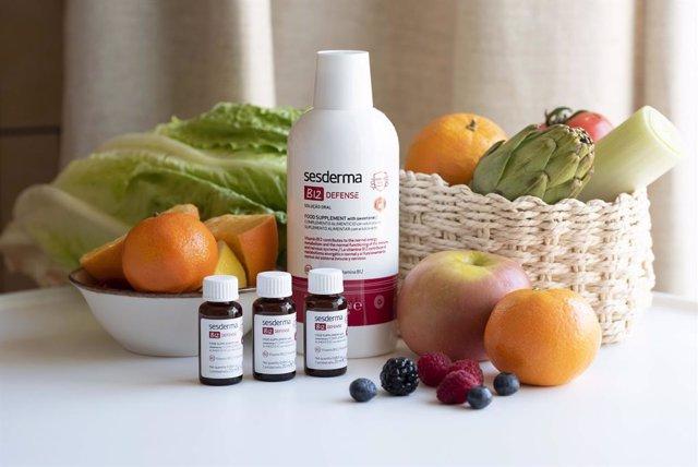 Sesderma lanza una nueva generación de complementos alimenticios