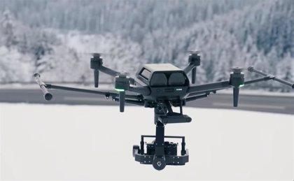 Primer vistazo a Airpeak, el proyecto de drones de Sony para los creadores de contenido