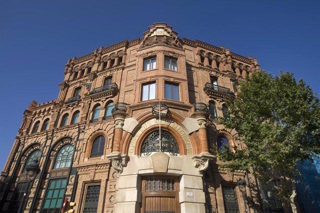 La sede de Endesa en Barcelona