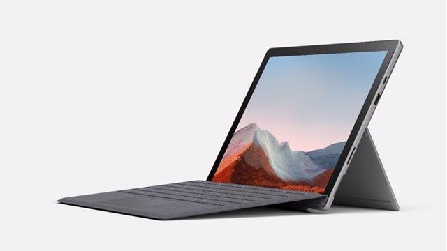 Surface Pro 7+