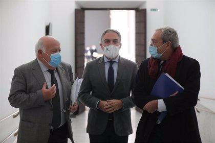 Andalucía aprueba ayudas de mil euros a pymes de comercio, artesanía, hostelería y agencias de viajes ante la Covid-19
