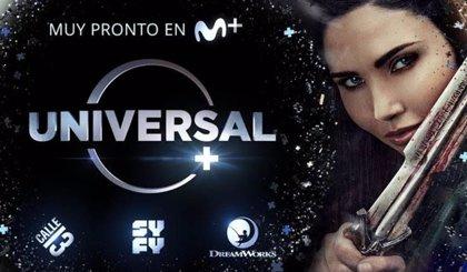 Llega Universal+, nuevo servicio de vídeo bajo demanda a través de Movistar+