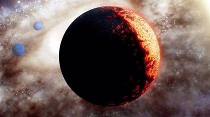 Una super-Tierra orbita una de las estrellas más antiguas de la galaxia