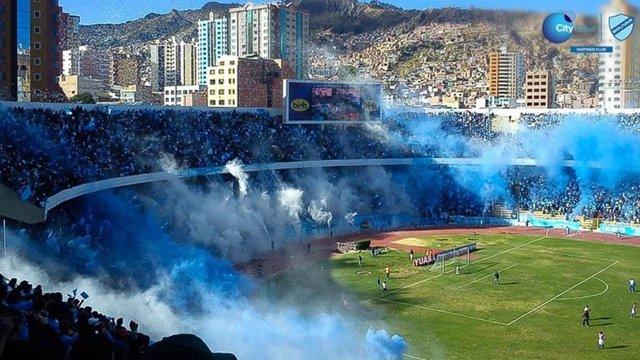 Partido del Club Bolívar