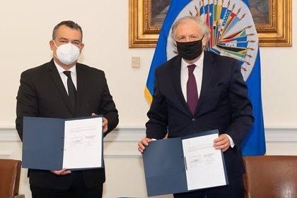 R.Dominicana.- La OEA y República Dominicana cooperan para mejorar los procesos electorales en el país