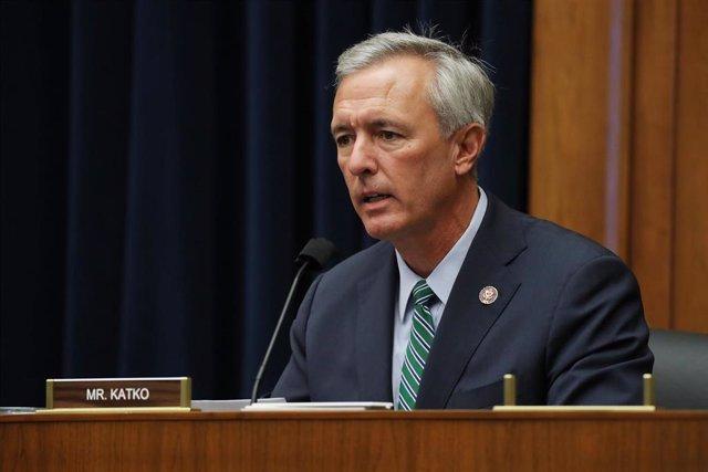 El representante republicano John Katko.