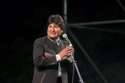 Coronavirus.- El expresidente de Bolivia Evo Morales da positivo por coronavirus