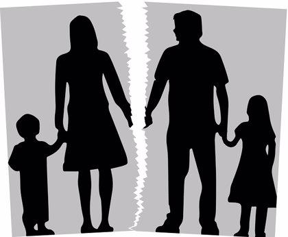 Así afecta a los hijos los conflictos entre padres divorciados