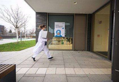 Alemania confirma más de mil muertos por coronavirus y cerca de 10.000 casos durante el último día