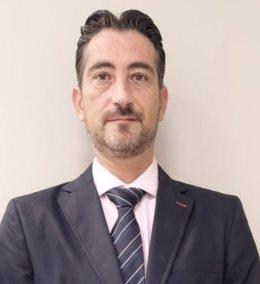 Óscar Llanes, director del centro comercial Vialia Estación de Vigo.