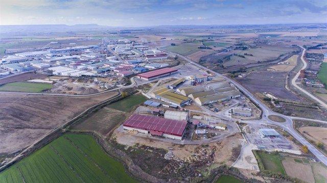 Polígono Industrial de Valdeferrín.
