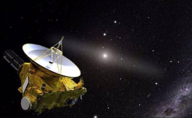 Misión New Horizons