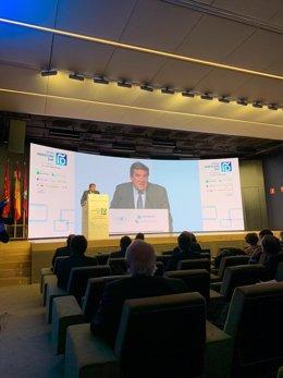 El ministro de Inclusión, Seguridad Social y Migraciones, José Luis Escrivá