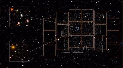 El telescopio Roman podrá ver cientos de las galaxias más distantes