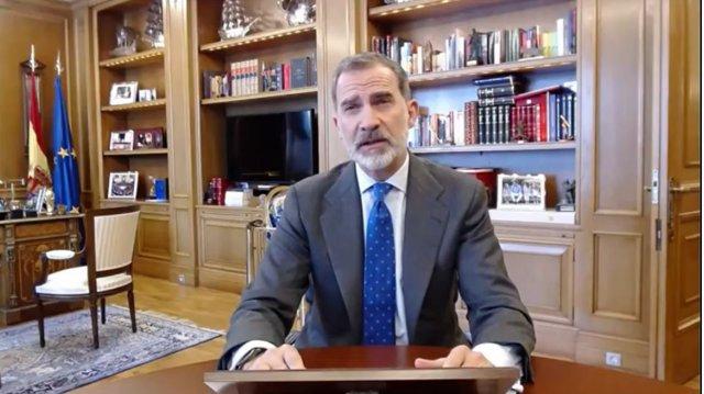 El Rey participa en la XI edición de Spain Investors Day