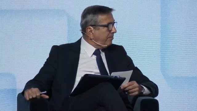 José Carlos García de Quevedo (ICO) en Spain Investor Day.