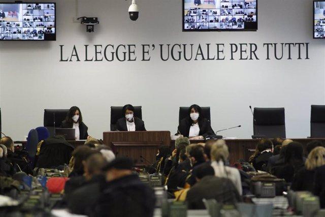 Inicio de un macrojuicio contra la Ndrangheta en Calabria