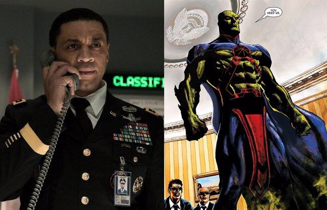 Confirmada la presencia de Detective Marciano en Liga de la Justicia de Zack Snyder