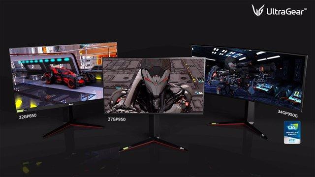 Monitores gaming UltraGear 2021