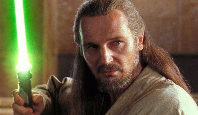 Liam Neeson Quiere Volver A Interpretar A Qui-Gon Jinn En La Serie De Obi-Wan