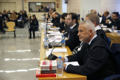 'Filomena' sigue congelando la actividad judicial en Madrid y obliga a aplazar dos sesiones del juicio a Ausbanc