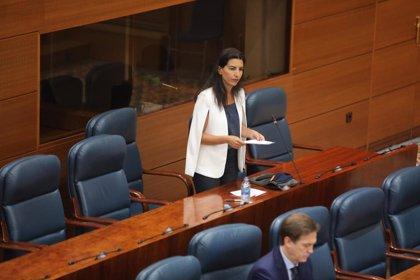Vox pide a la Asamblea que presente como institución un recurso de inconstitucionalidad contra la 'Ley Celaá'
