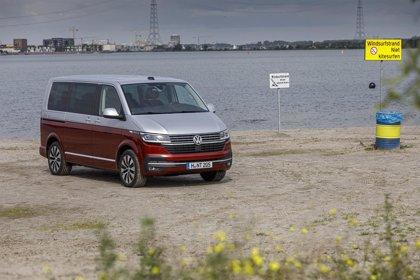 Volkswagen reduce hasta un 50% las emisiones de NOx de su gama T6.1