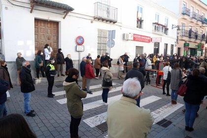 Cártama (Málaga) condena el ataque con ácido a las dos jóvenes y muestra apoyo a las víctimas y familiares