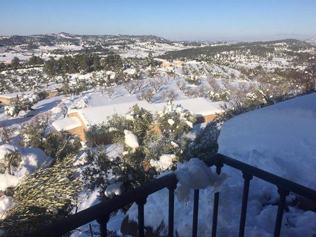 Horta de Sant Joan (Tarragona).