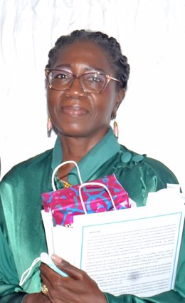 La doctora Sawadogo, Premio Harambee