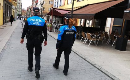 Policía Nacional y Guardia Civil llevantaron 354 propuestes de sanción n'Asturies nes navidaes