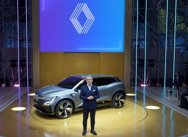 El consejero delegado de Renault, Luca de Meo.
