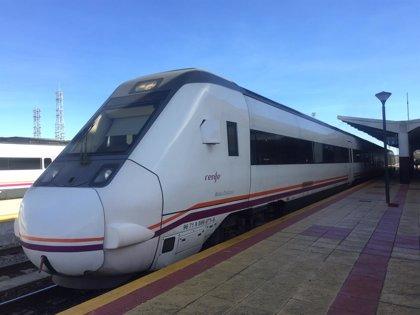 Renfe restablece este jueves el servicio de Media Distancia Extremadura-Madrid pero no el Talgo de Badajoz