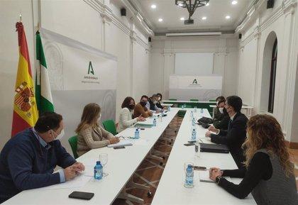La Junta y el Ayuntamiento de Málaga reúnen por primera vez a la mesa técnica de Los Asperones