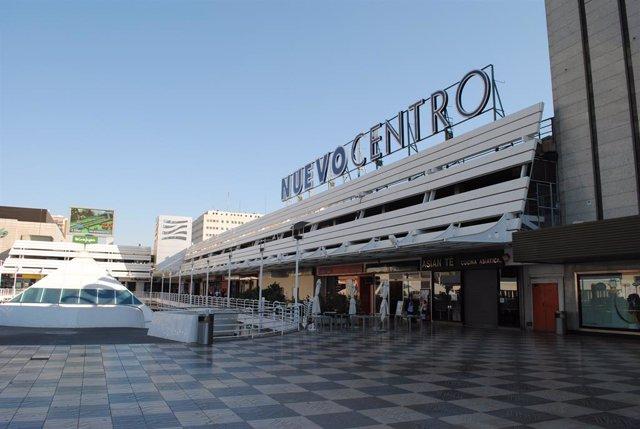 Centre comercial Nuevo Centro