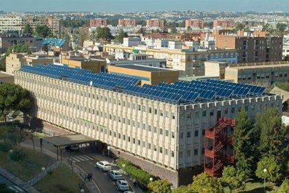 El Hospital Virgen del Rocío de Sevilla renueva el sistema de climatización y mejora la eficiencia energética de centros